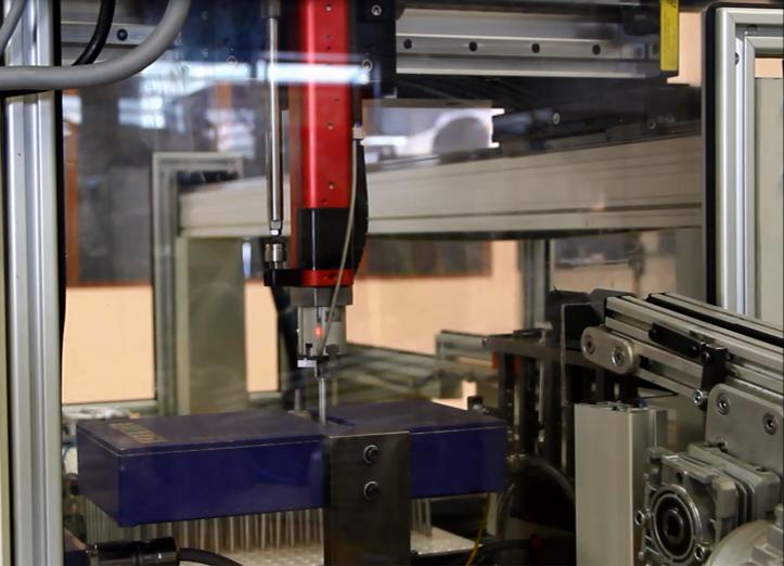 Controle laser Post Process