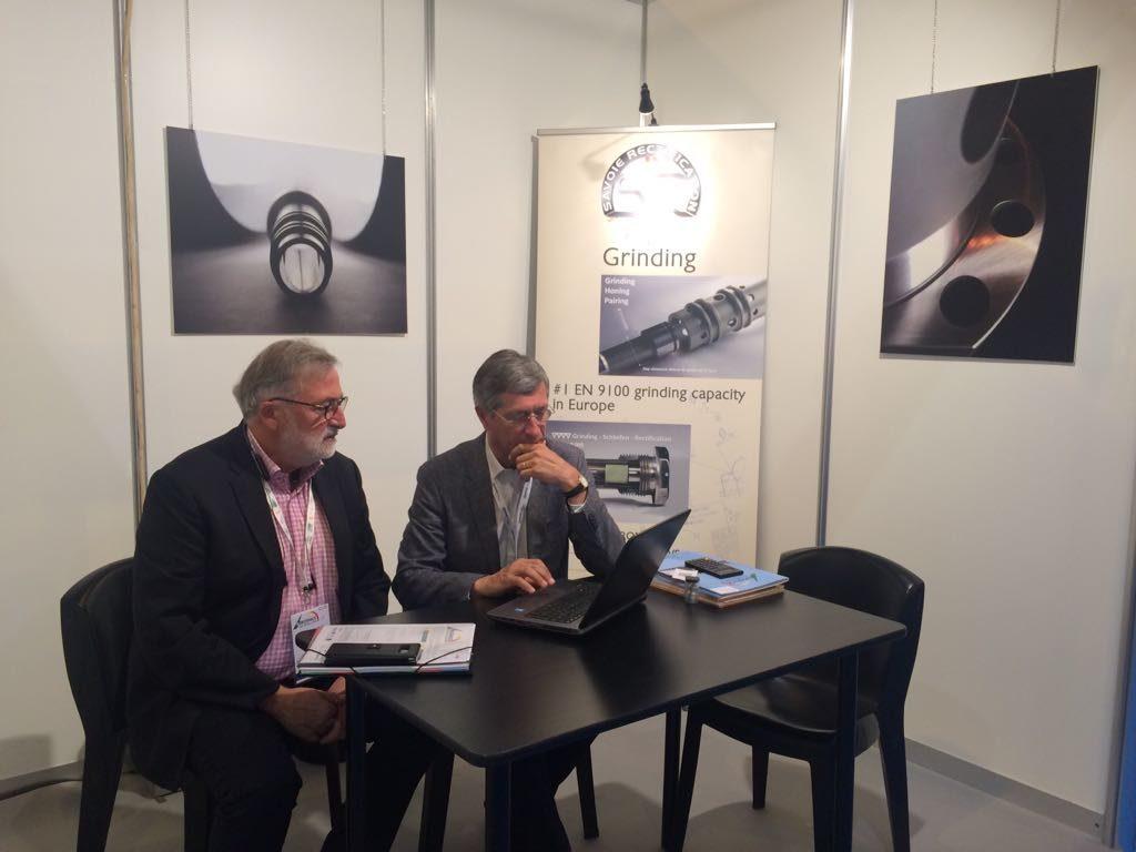 Savoie Rectification Aerospace and Defense meetings 2018